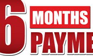 - Graphic – 6 Months No Payments