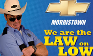 - Retargeting – Chevy of Morristown