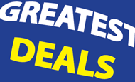 - Logo/Graphic – Greatest Deals on Earth