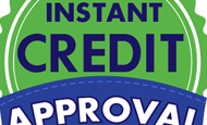 - Logo/Graphic – Instant Credit Approval