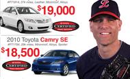 - Newspaper Ad – Lynch Toyota