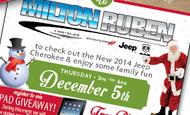 - Direct Mail – Milton Ruben Chrysler