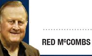 - Window Sticker – Red McCombs Toyota