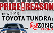 - Web Ad – Red McCombs Toyota