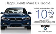 - Directory Card – Taylor BMW