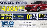 """- Direct Mail – Taylor Hyundai """"Final Buy Back"""""""