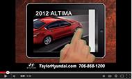 "- Taylor Hyundai ""Fine Print"" Car Dealer Commercial"