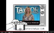 - Taylor Hyundai Animated Car Dealer Commercial