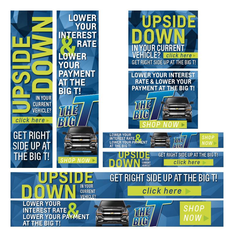 - Upside Down | Digital Ads