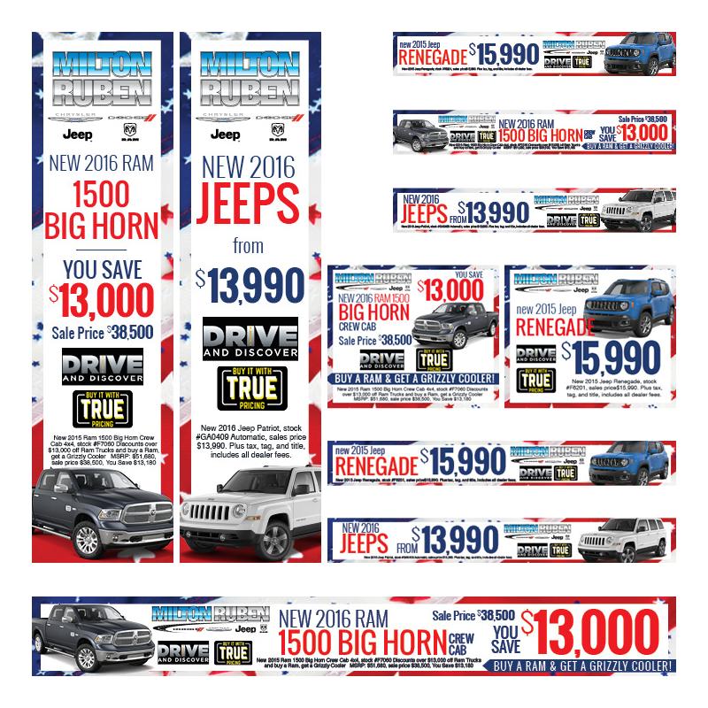 - Chrysler Dodge Jeep | Digital Ads