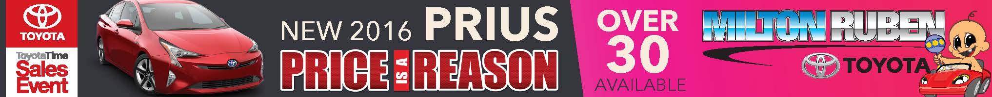 - Prius | Newspaper Ads