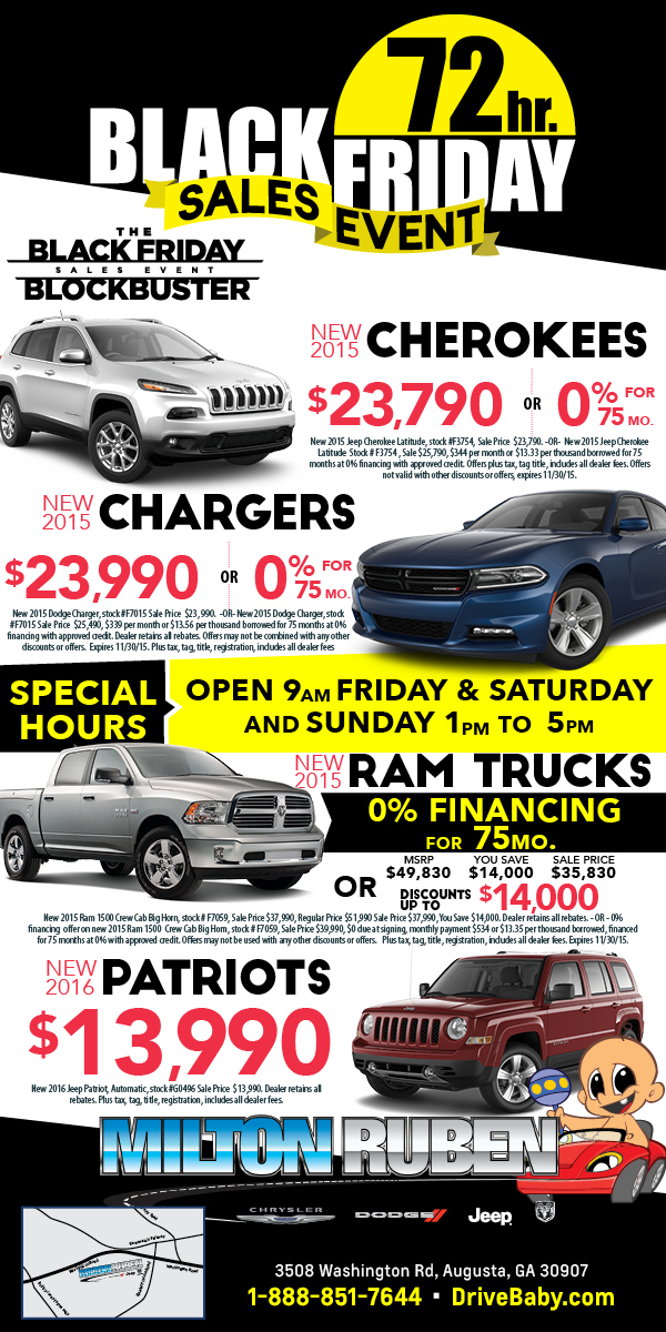 - Black Friday Sales Event
