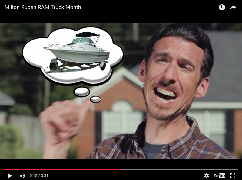 - Milton Ruben RAM Truck Month