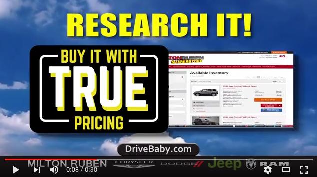 - Milton Ruben Dodge Chrysler Jeep Ram May 2016